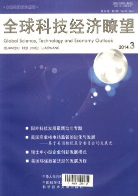 全球科技经济瞭望