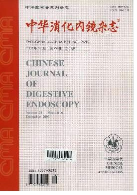 中华消化内镜杂志