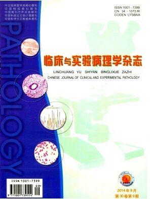 临床与实验病理学