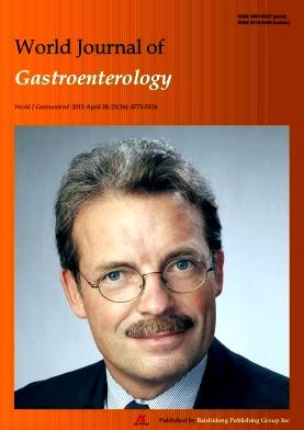 世界胃肠病学杂志(英文版)