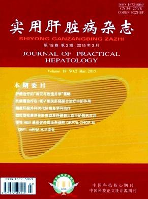 实用肝脏病杂志