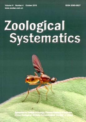 动物分类学报