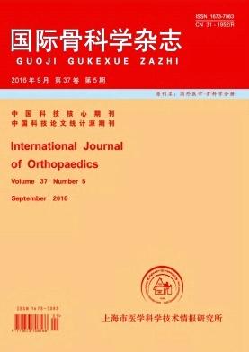 国际骨科学杂志