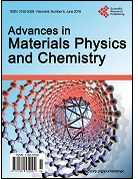 Advances in Materials Physics and Chemistry材料物理与化学研究进展